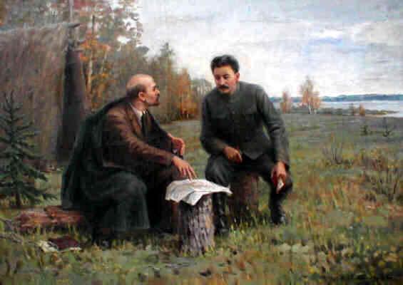 Vladimirov_Lenin_i_Stalin_v_19171