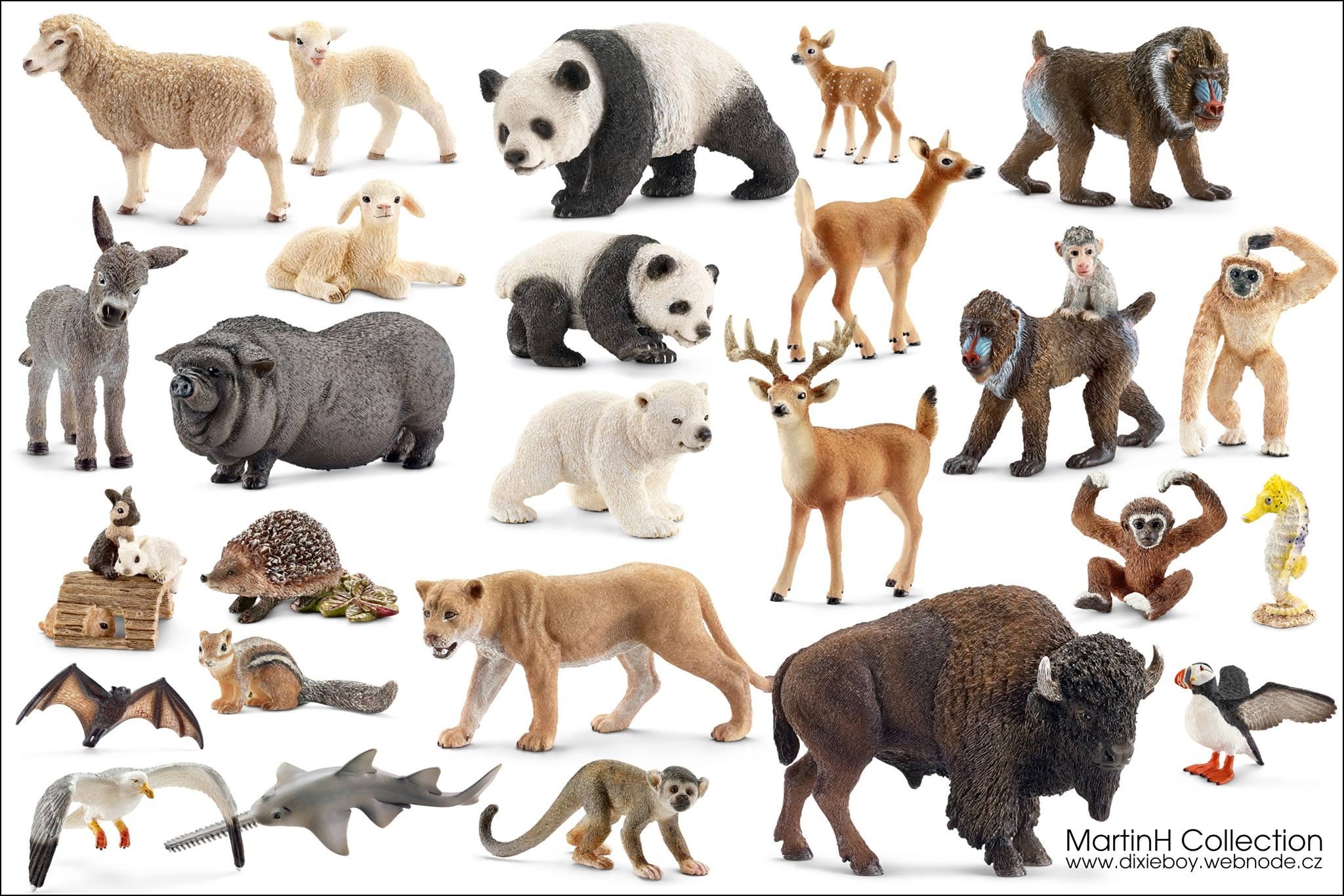 schleich 2014 collecting animal figures schleich et al. Black Bedroom Furniture Sets. Home Design Ideas