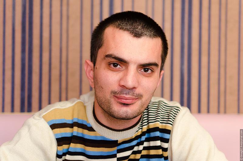 Ражап Мусаев. Фото: Тимур Агиров.