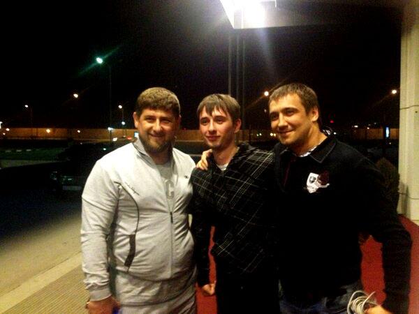 С Рамзаном Кадыровым. Грозный. #GroznyTour.