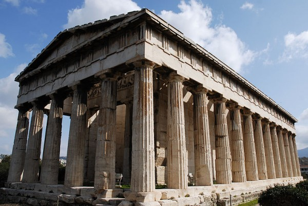 ideas of the parthenon The philosophical ideas of plato that relate to the parthenon include whether the structure is an element of the visible world or the intelligible world in my opinion, plato would view the parthenon as an object in the visible world.
