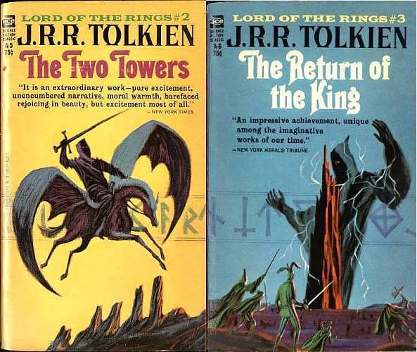 ACE Two Towers Return of the King MINI