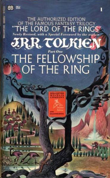 Ballantine Fellowship of the Ring MINI