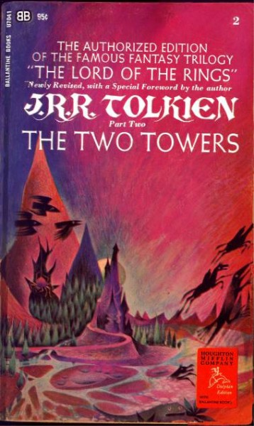 Ballantine The Two Towers