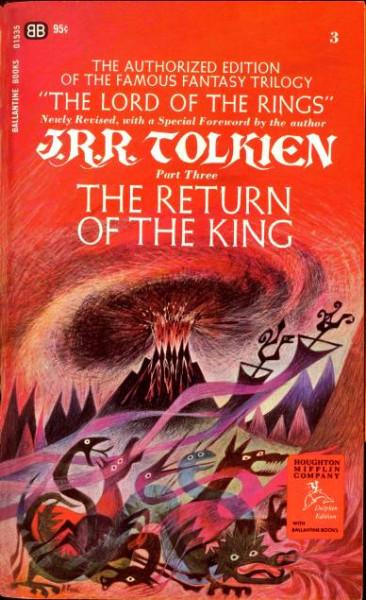 Ballantine The Return of the King