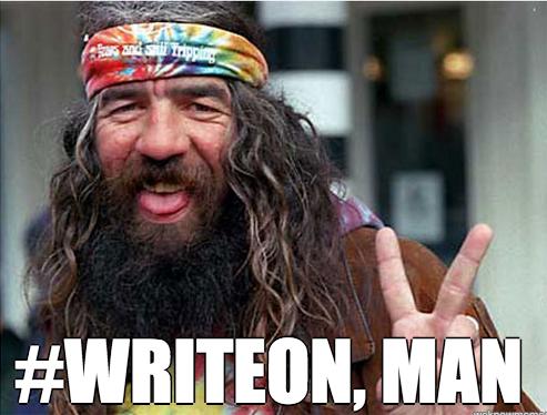 WriteOn, Man