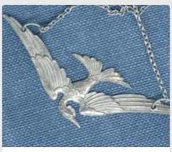Seabird Necklace