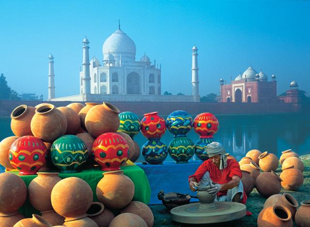 Tour to India