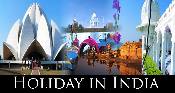 holiday travel packages in India