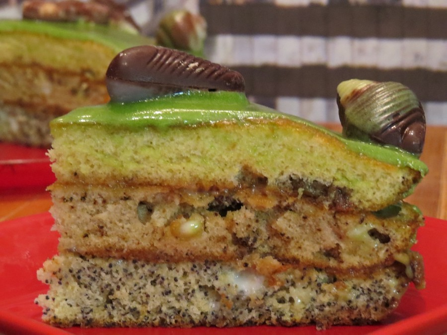 Торт омичка рецепт