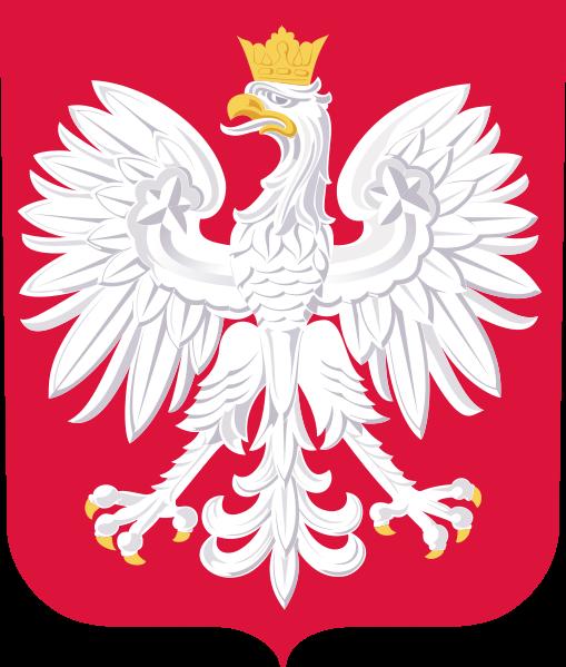 ПОЛЬША - ГЕРБ