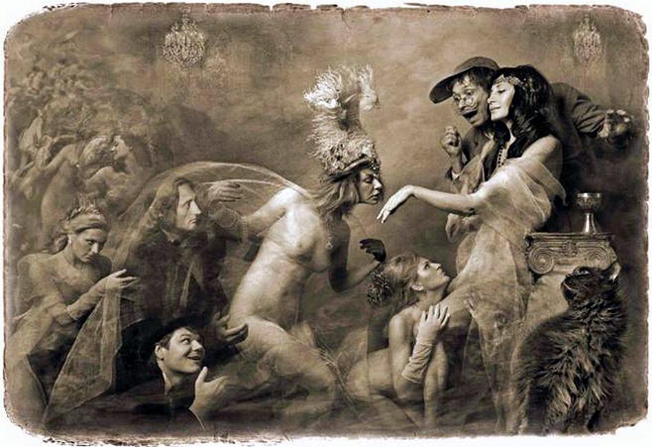 Сочинение добра и зла в романе мастер и маргарита