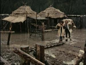 Longhouse scene (3)