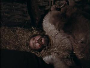 In the hut (54)