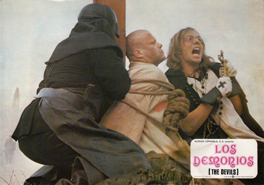 The Devils lobby card