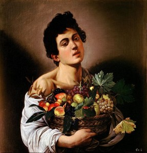 Boy_with_a_Basket_of_Fruit-Caravaggio_(1593)