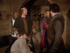 michael_gothard_archive | Ivanhoe: screencaps