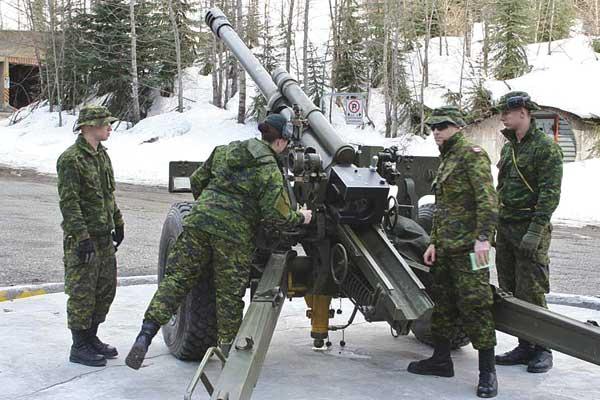 Канадская С3 105мм