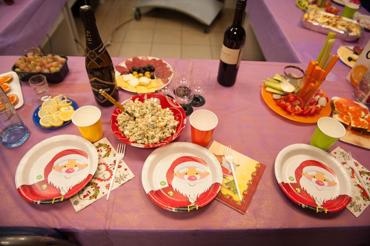 Подготовка к встрече Нового года в компании ТРИА Комплекс