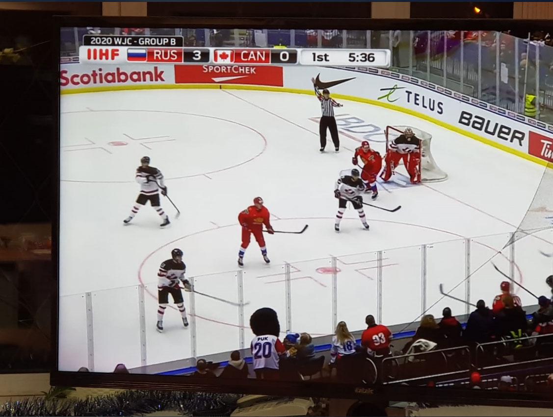 МЧМ Россия - Канада 3:0