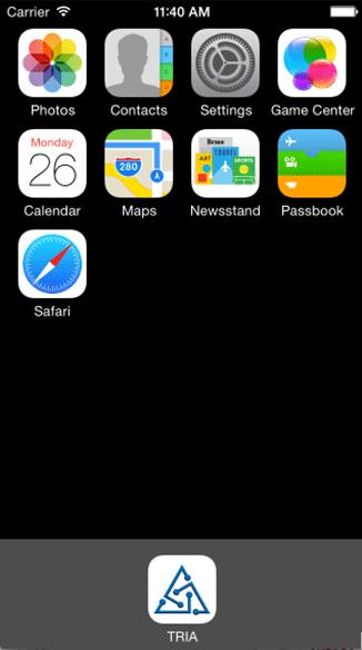интерфейс управления инженерными системами на iPod