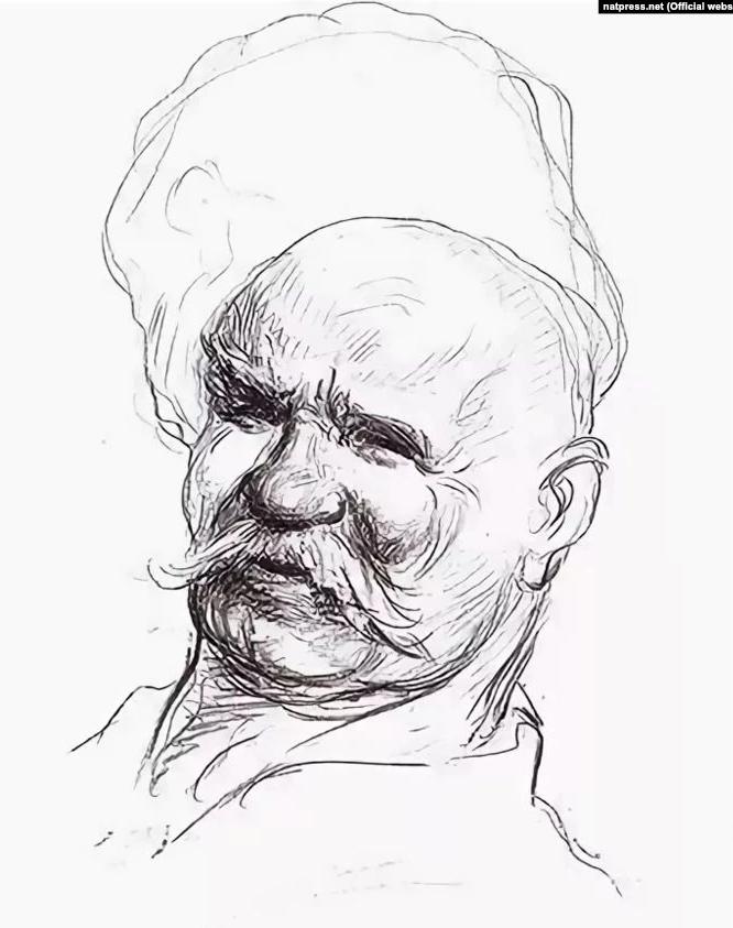 Козак Гиляровский
