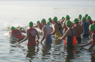 Swim  Start, picture by Brian