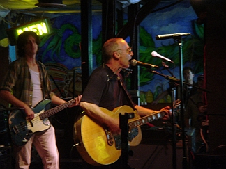 Graham Parker and the Figgs