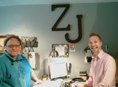 Judi & Jason
