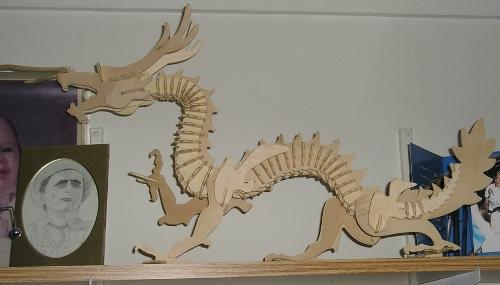 Dragon Puzzle