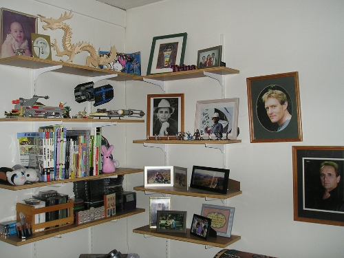 A view of my Den Corner