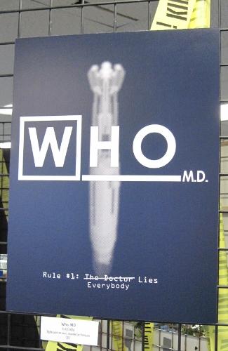 Artomatic: Who, M.D.