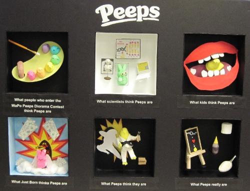 Artomatic: Peep Dioramas!