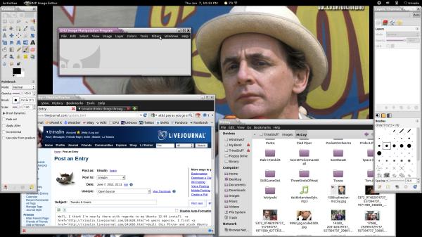Screenshot from Ubuntu 12.04