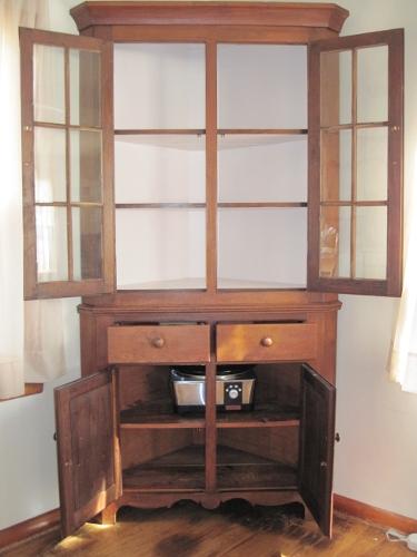 The Corner Cupboard
