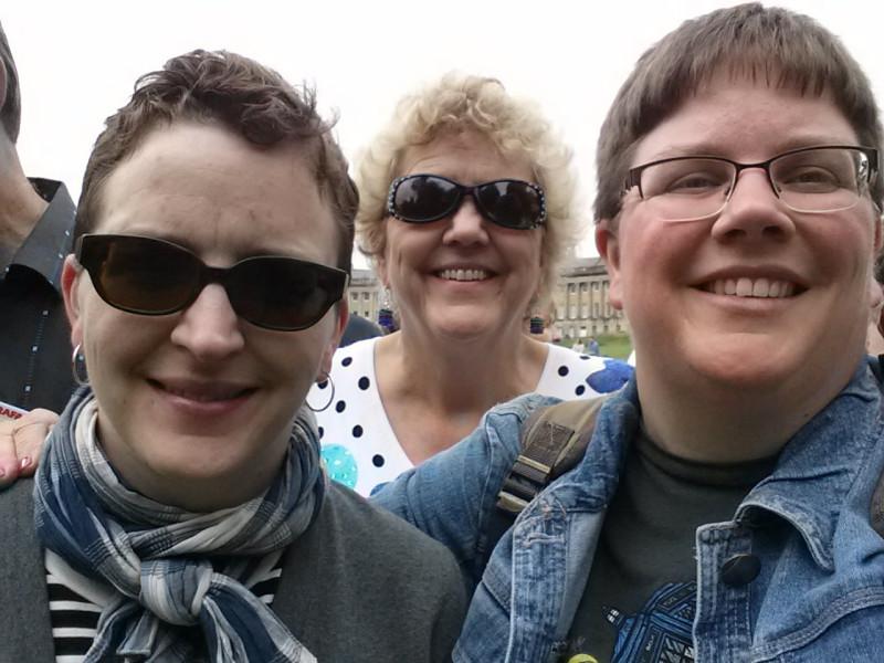 Selfie at Crescent