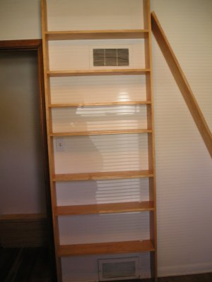 Completed Shelves 1