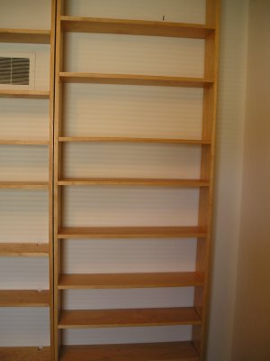 Completed Shelves 2