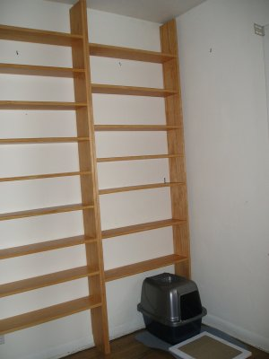 Completed Shelves 4