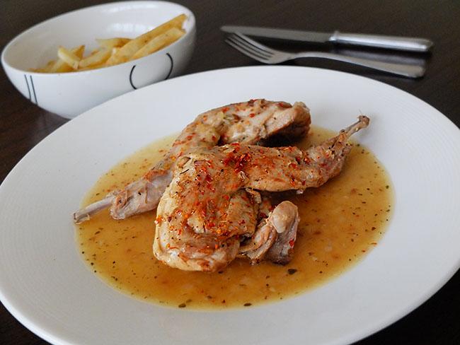 pollo al cognac1