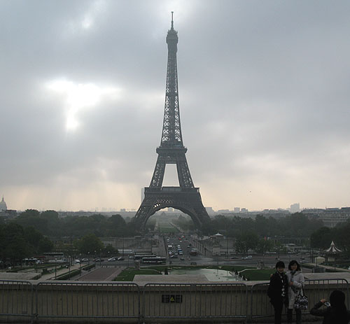Эйфелева башня.2