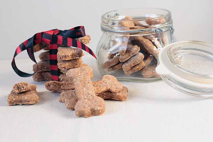 рецепт собачьего печенья
