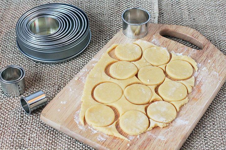 рецепт печенья взбитого на яйцах