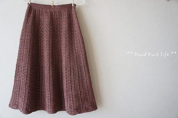 юбок: вязание крючком юбки