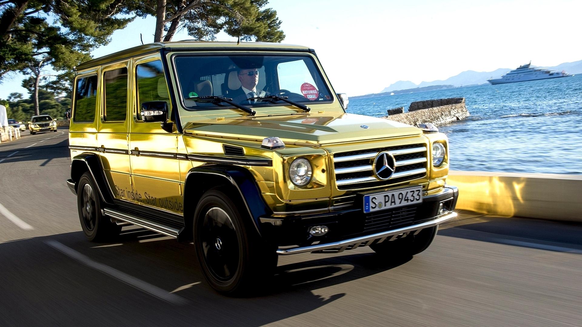 Mercedes g500 фото