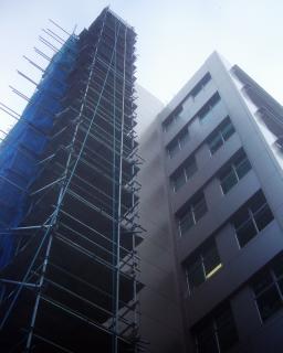 Architecture in progress