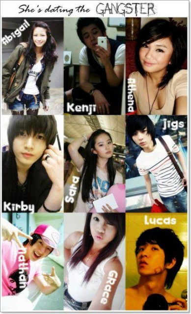 Shes dating the gangster characters pictures