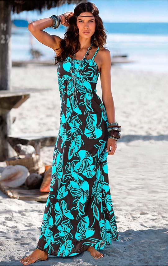Фото летних сарафанов и платьев