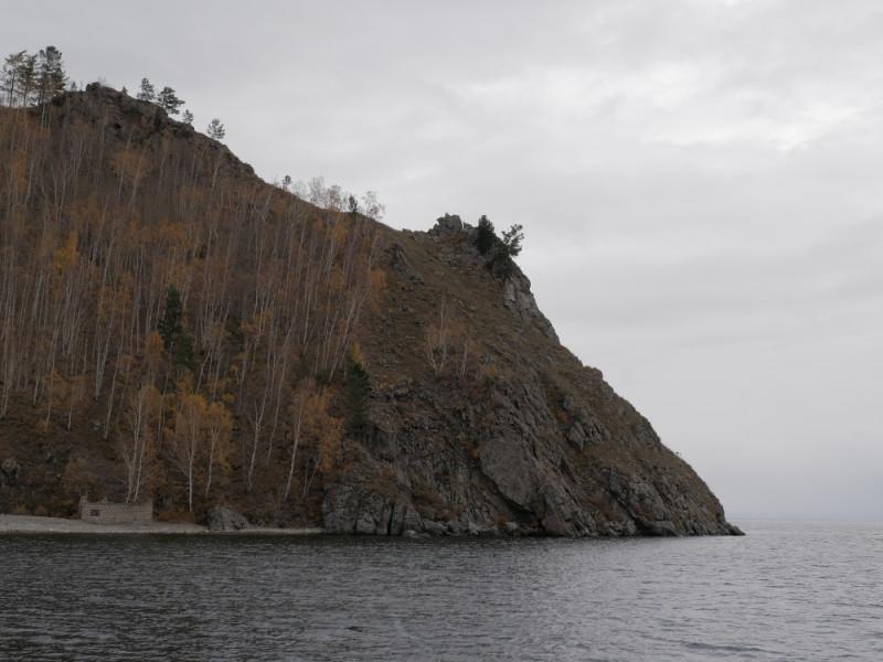 Бухта на Байкале