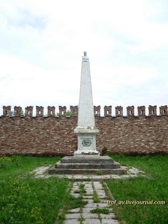 Елабуга, памятник Ленину